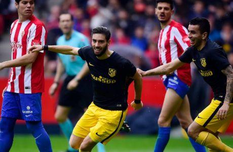 Σέντρα και... γκολ η Ατλέτικο Μαδρίτης!