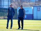 Ρονάλντο και Κάρλος Σουάρεθ στο προπονητικό κέντρο της Βαγιαδολίδ.