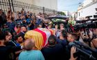 Η κηδεία του Χοσέ Αντόνιο Ρέγιες στην Ουτρέρα της Ανδαλουσίας (3/6/2019)