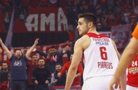 ÅÕÑÙËÉÃÊÁ / ÏÓÖÐ - ÐÁÏ / EUROLEAGUE / OLYMPIAKOS - PANATHINAIKOS (Eurokinissi Sports - ÄÇÌÏÐÏÕËÏÓ ÈÁÍÁÓÇÓ)