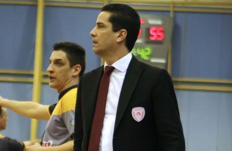 """Σφαιρόπουλος: """"Δεν υποτιμούμε κανέναν αντίπαλο"""""""