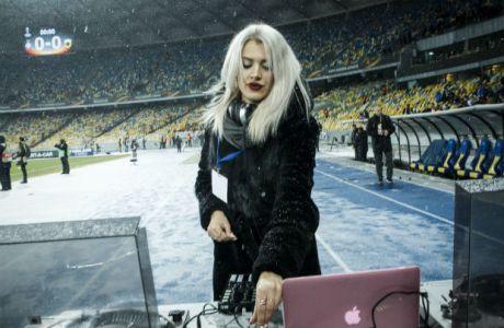 MVP της Ντιναμό, η DJ Anesty