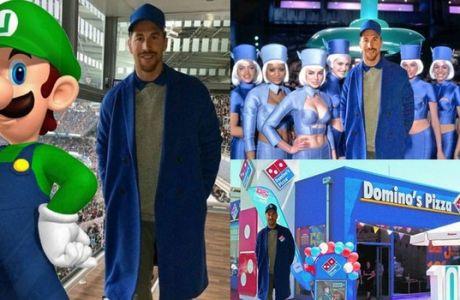 """""""Πάρτι"""" στα social media με την μπλε καπαρντίνα του Ράμος!"""