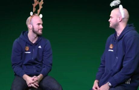 Το VIDEO της ΚΑΕ Παναθηναϊκός είναι ό,τι καλύτερο θα δεις για τα Χριστούγεννα