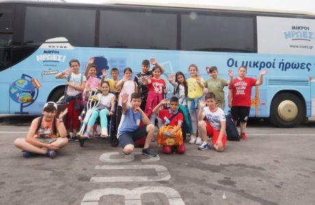 """Το """"Ταξίδι"""" του Ν.Πορτοκάλογλου δίπλα στους """"Μικρούς Ήρωες"""" της Stoiximan"""