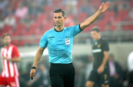 Πάλι στο Τσ. Λιγκ ο Σιδηρόπουλος, πάλι υποψήφιος για το ντέρμπι!