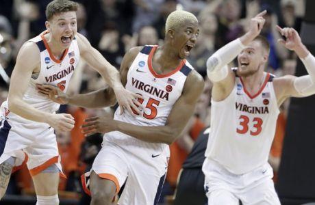 March Madness: Το Βιρτζίνια - Περντιού είναι το μπάσκετ στις μικρές ηλικίες