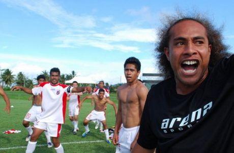 Ιστορική νίκη για την αμερικανική Σαμόα