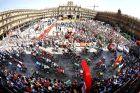 Το πελοτόν στη Σαλαμάνκα στην περσινή Vuelta.