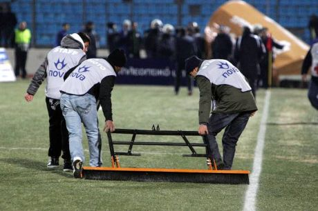 Image result for πας γιαννινα παναθηναικος 0-1 μηχανημα για τα χιονια