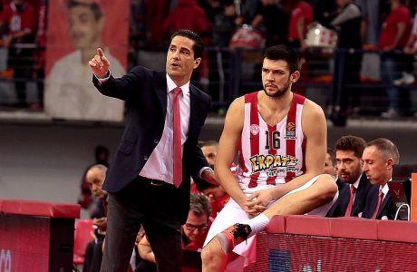 """Ενοχλημένος ο Σφαιρόπουλος: """"Ψάχνετε να βρείτε κάτι να γράψετε..."""""""