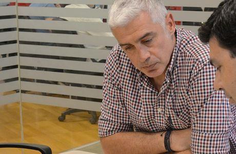 """Ο Αντώνης Νικοπολίδης στο Contra.gr: """"Περίμενα από τον Φύσσα καλύτερη συμπεριφορά"""""""