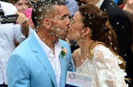 Ο πιο ακριβοπληρωμένος ποδοσφαιριστής στον κόσμο ντύθηκε γαμπρός