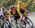 Κρις Φρουμ, Στέιβεν Κράισβαϊκ και Γκέρεντ Τόμας θα είναι οι τρεις μεγάλοι απόντες του φετινού Tour de France.