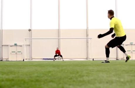 """Ποδοσφαιρική """"μαγεία"""": Τα καλύτερα σουτ που έχετε δει!"""