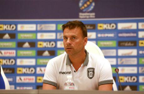 Περιμένει μεταγραφές για να θέσει στόχους ο Στανόγεβιτς