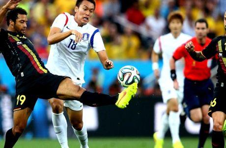 Nότια Κορέα - Βέλγιο 0-1