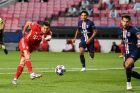 Ο Ρόμπερτ Λεβαντόβσκι της Μπάγερν σε στιγμιότυπο κόντρα στην Παρί για τον τελικό του Champions League 2019-2020 στο 'Λουζ' της Λισαβόνας | Κυριακή 23 Αυγούστου 2020
