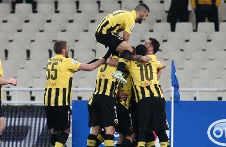 AEK - Κέρκυρα 2-0 (VIDEOS)