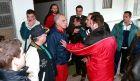 O Νίκος Αλέφαντος ως προπονητής της Παναχαΐκής διαπληκτίζεται με οπαδούς