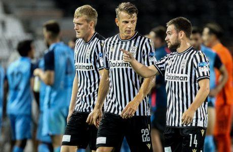 ΠΑΟΚ και Ατρόμητος αναδείχθηκαν ισόπαλοι με σκορ 1-1 στην Τούμπα, για την 2η αγωνιστική της Super League Interwetten.