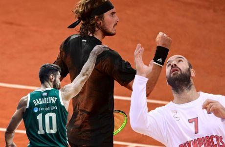 Παναθηναϊκός-Ολυμπιακός και Τσιτσιπάς με σούπερ προσφορα* στη Stoiximan