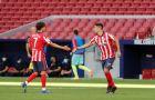 Λουίς Σουάρες και Ζοάο Φέλιξ σε αγώνα της Ατλέτικο με τη Γρανάδα (27/9/2020).