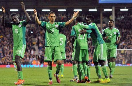 Η αποστολή της Νιγηρίας