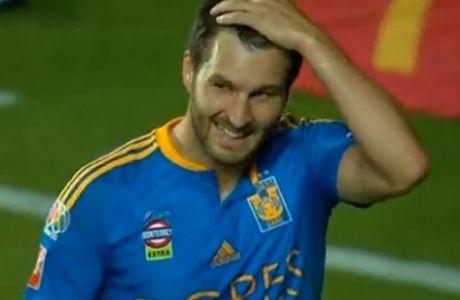 Μας δουλεύει ο Ζινιάκ: Κι όμως έχασε ΑΥΤΟ το γκολ!