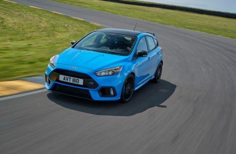 Το νέο Ford Focus RS Option Pack Edition απογειώνει την οδηγική απόλαυση