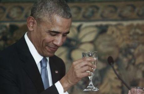 Αγανάκτησαν με τον Ομπάμα οι παίκτες του Ολυμπιακού