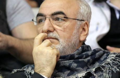 """Σαββίδης: """"Τώρα μπορεί να προχωρήσει η ανάπτυξη του ΠΑΟΚ"""""""