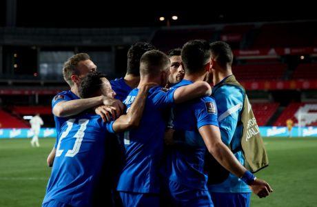 Μόνο νίκη απόψε η Εθνική Ομάδα με την Γεωργία