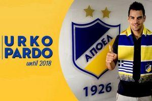 Στον ΑΠΟΕΛ μέχρι το 2018 ο Πάρντο