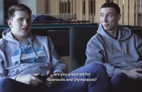 Τελικά ο Ντόντσιτς ήταν έτοιμος για τον Σπανούλη, όχι όμως για τον Ολυμπιακό