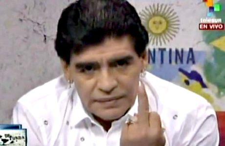 """Μαραντόνα: """"Ποια Βραζιλία;"""""""
