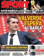 """Η """"Sport"""" έστειλε τον Βαλβέρδε στην Μπαρτσελόνα"""