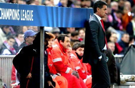 "Mίτσελ: ""Θα με διαγράψουν από προπονητή!"""