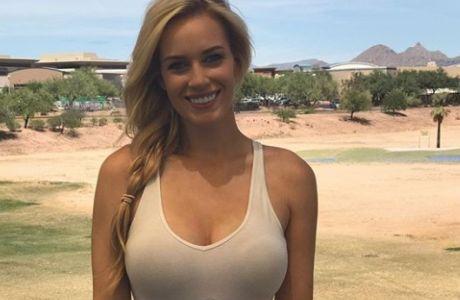 H Πέιτζ Σπίρανατς θα σε κάνει να ξεκινήσεις γκολφ