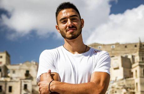 Ο Δημήτρης Κυρσανίδης μπορεί να φτάσει με freerunning ως τη Χαβάη