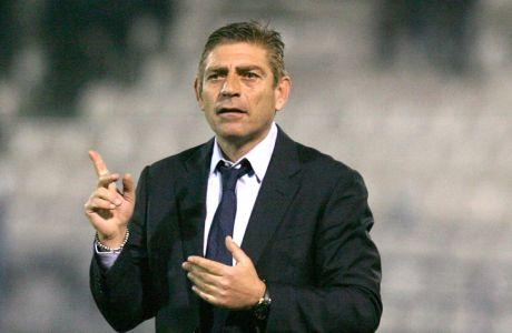 Νέος προπονητής του Ηρακλή ο Παντελίδης