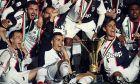 Η Γιουβέντους ως πρωταθλήτρια Ιταλίας