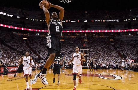 Το Top-5 του 3ου τελικού του NBA (VIDEO)