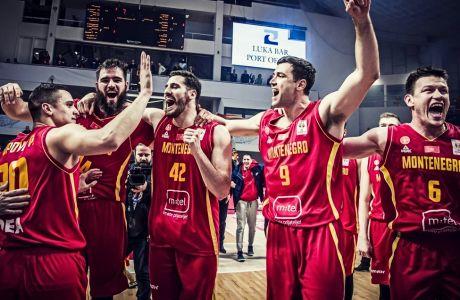 Το Μαυροβούνιο είναι η πρώτη αντίπαλος της Εθνικής στο Παγκόσμιο Κύπελλο