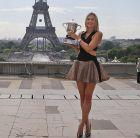 Αναστάτωσε το Παρίσι η Σαράποβα (PHOTOS)