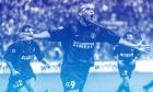 Ο Ρονάλντο της Ίντερ πανηγυρίζει γκολ που σημείωσε σε αναμέτρηση με την Πιατσέντζα για τη Serie A 1999-2002 στο 'Τζιουζέπε Μεάτσα', Μιλάνο, Σάββατο 2 Οκτωβρίου 1999
