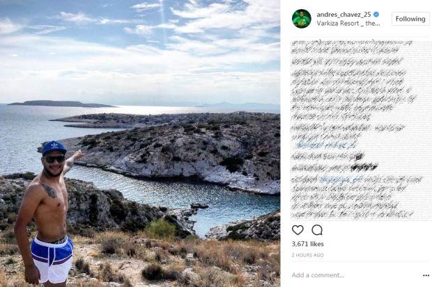 Πράσινος εμφύλιος στο Instagram του Τσάβες!