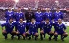 Η Εθνική Ελλάδος σε φιλικό ματς- 2000