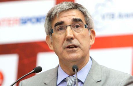 Ο Τζόρντι Μπερτομέου έκανε τηλεδιάσκεψη με τους ιθύνοντες των 18 ομάδων της Ευρωλίγκας