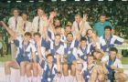 Η κορυφαία Γιουγκοσλαβία στον θρόνο της στο Ζάγκρεμπ (Ευρωμπάσκετ 89) με όλα τα μωρά στην πίστα...